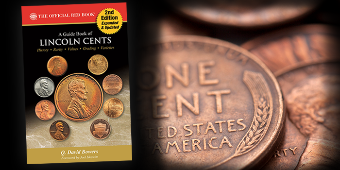 A Guide Book of Lincoln Cents - Q. David Bowers - Whitman Publishing