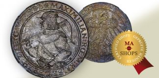 Planet numismatics - New online world coin dealer from MA-Shops, based out of Greece