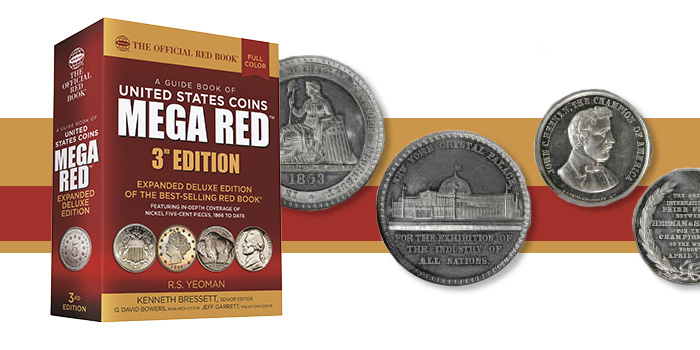 Whitman Mega Red United States Coins 3rd Edition So-Called Dollars