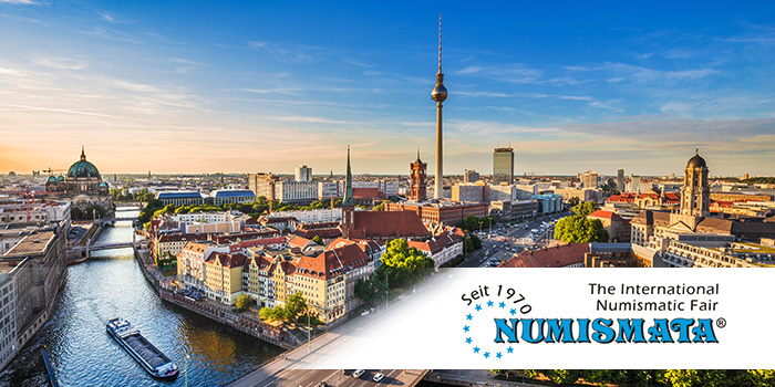 Numismata Berlin - The International Numismatic Fair