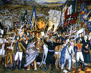 Uprisings and Revolution in Latin America