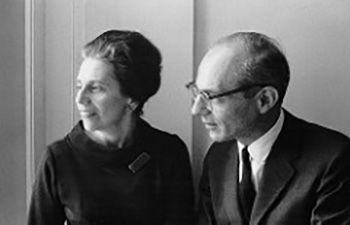 NNC Curators Vladimir and Elvira Clain-Stefanelli
