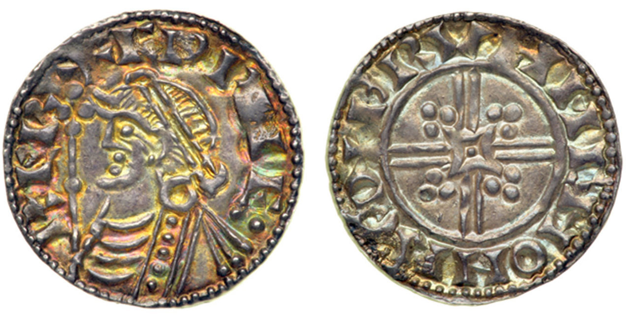 GREAT BRITAIN. Edward the Confessor. (King, 1042-1066). circa 1046-48 (ND) Moneyer: Brunman AR Penny. Images courtesy Atlas Numismatics