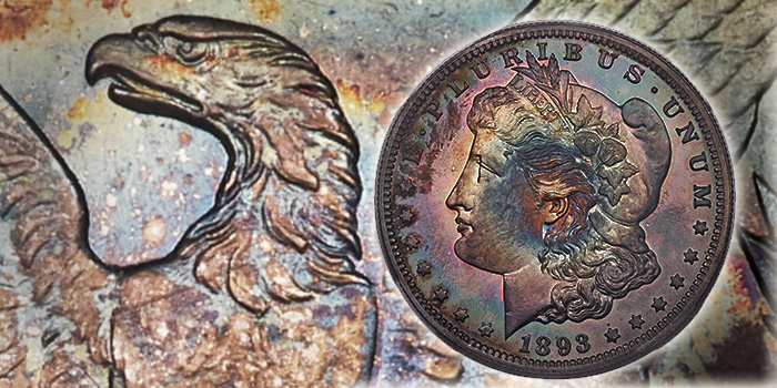 1893 Morgan Dollar Proof - Heritage Auctions