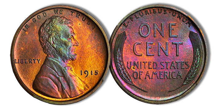 1915 Lincoln Cent Proof. Image: PCGS.