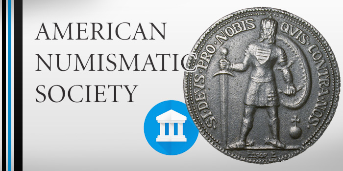 American Numismatic Society - Google Arts and Culture