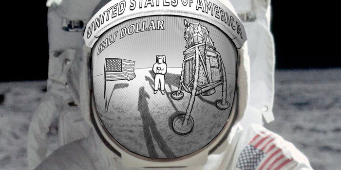 Modern US Coins – CCAC Discusses Apollo 11 Designs, ATB Quarter Concepts