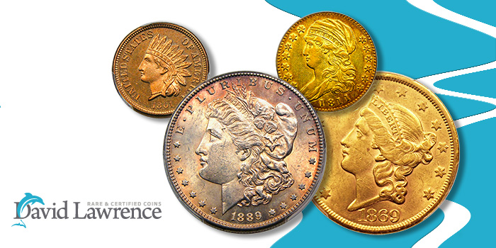 David Lawrence Rare Coins #981
