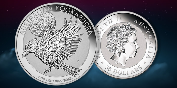World Coin Profiles Australia 2018 Kookaburra 1 Kilo