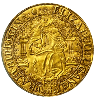 Sovereign of Elizabeth I