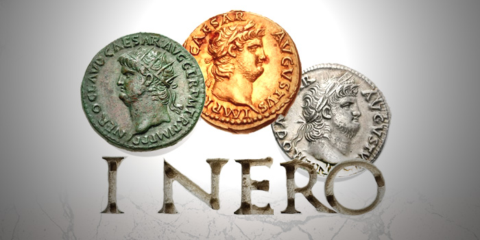 NGC Ancients: Roman Coinage of Emperor Nero