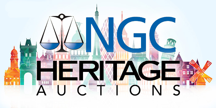 NGC CCG Heritage Auctions Certified Collectibles Group