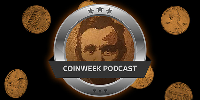 CoinWeek Podcast - Lincoln Cent - Richard Schlatter - Artprize