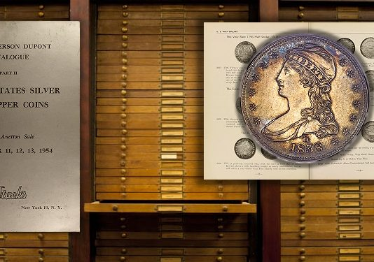 Anderson-Dupont Coin Collection, In the Early Days of Stack's