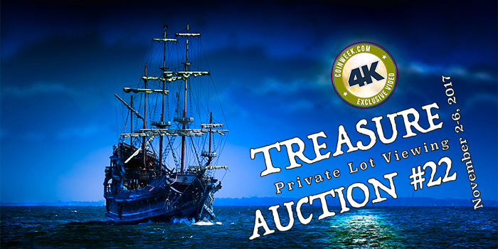 Private Lot Viewing: Daniel Frank Sedwick's Treasure Auction #22 - 4K Video