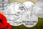 U.S. Mint Announces Pricing for 2018 WWI Centennial Silver Dollar Products