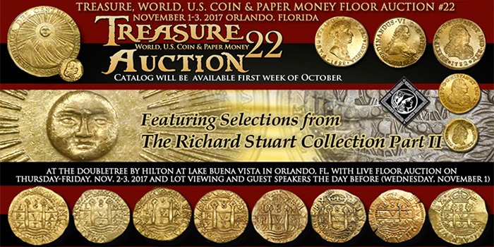Treasure Auction 22 - Daniel Frank Sedwick
