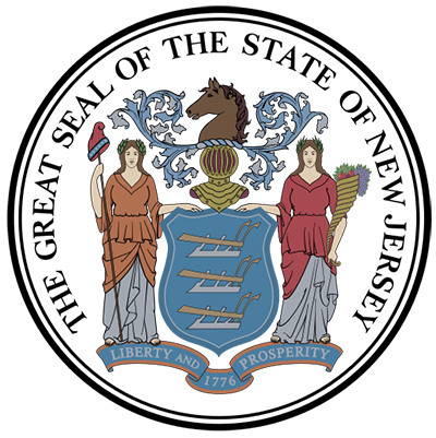 Great Seal of State of New Jersey