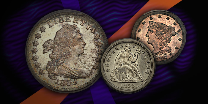 Heritage Auctions - December 2017 - Rare U.S. Coins Auction