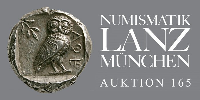 Numismatik Lanz Rare Coin Auction Auktion 165