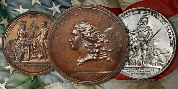 Americana Medals Stack's Bowers - Whitman Expo