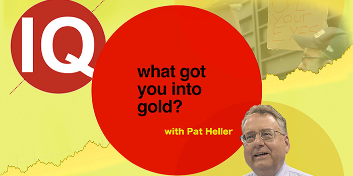 CoinWeek IQ: What Got You Into Gold? with Pat Heller