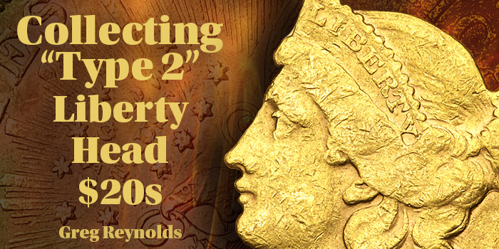 Liberty Head 20s gold coins