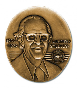 Glenn B. Smedley Award Medal - American Numismatic Association