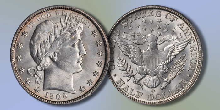 1902-O Barber Half Dollar - Stack's Bowers