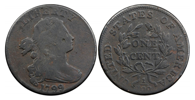 Probable Source Example/ 2013 Auction (images courtesy Stack's Bowers)