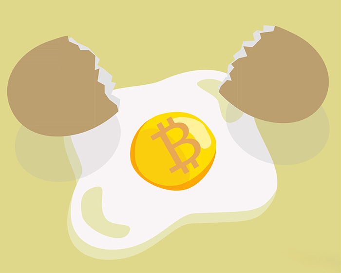 Bitcoin Egg Yolk
