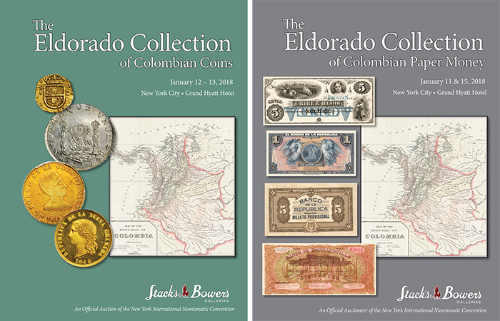 The Eldorado Collection of Colombian Coins