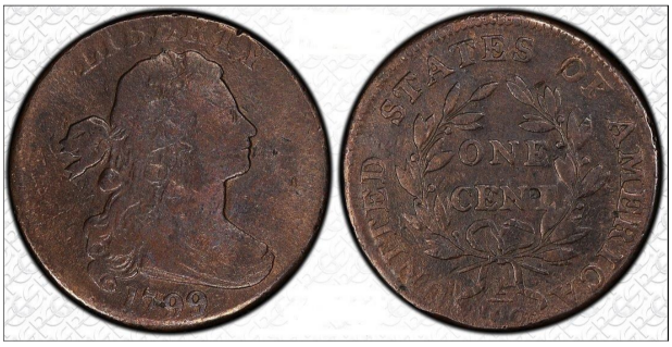 Determined Struck Fake (images courtesy PCGS)