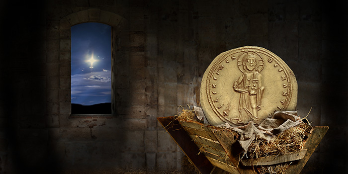 The Image of Jesus on Ancient Coins
