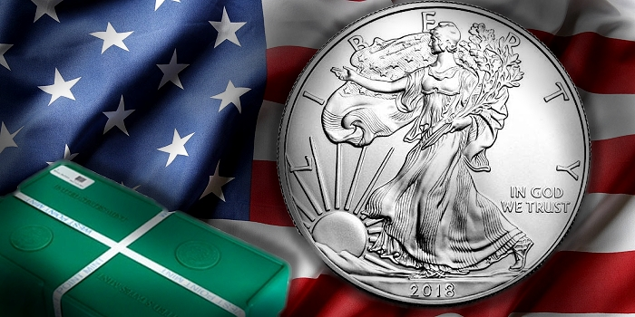 2018 W Burnished Silver Eagle Ngc Ms70 Early Releases Black Core Flag Label Zoom
