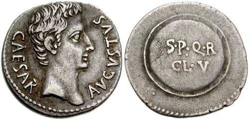 Imperial-mint denarius. Images courtesy NGC Ancients