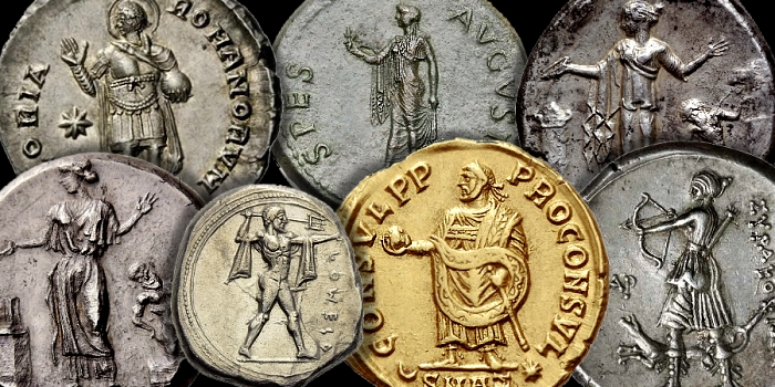 Does This Toga Make Me Look Fat? Clothing on Ancient Coins