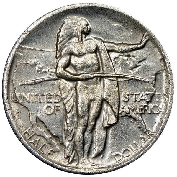 Oregon Half Dollar