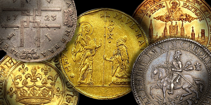 World Coin Rarities