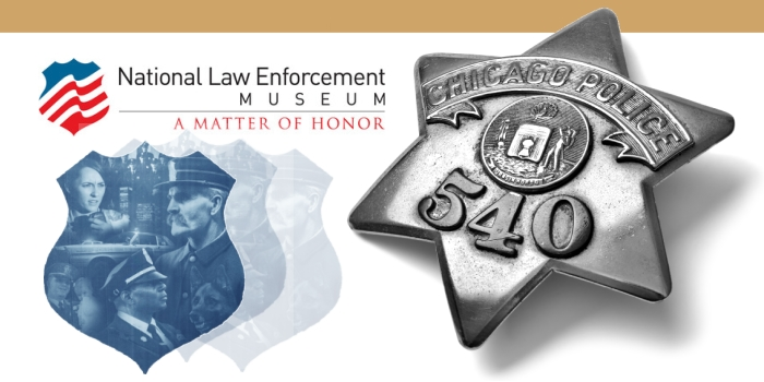 Commemorative Coins to hone the National Law enforcement museum