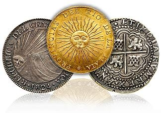 The Millennia Collection Part 3 - Latin American Coins