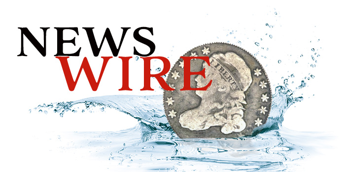 CoinWeek News Wire: Shipwreck
