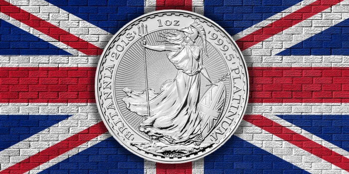 Platinum Britannia Bullion Coin