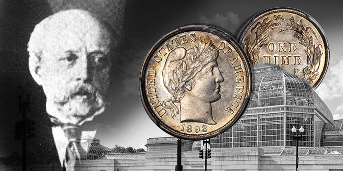 Charles Barber Silver Coinage - US Coins