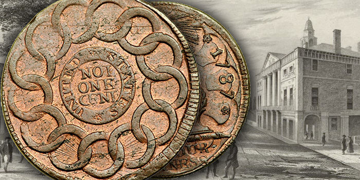 Colonial Coinage – Fugio Coppers Are Not One-Cent Coins