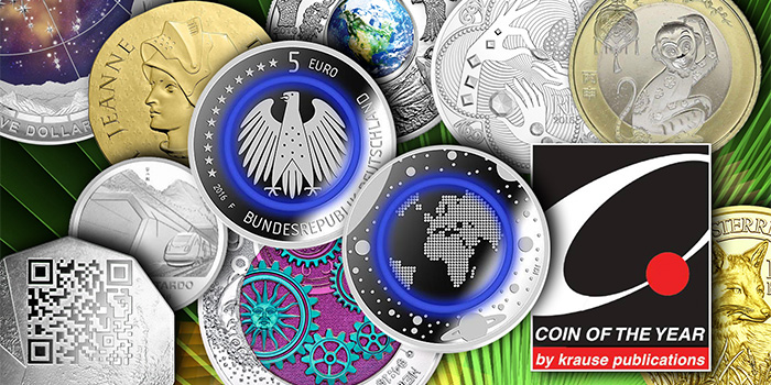 The Krause Publications 2018 Coin of the Year Award Ceremony - World Money Fair