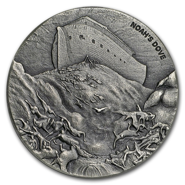 Bible Coin Series - Noah's Dove