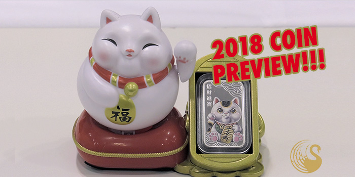 Perth Mint 2018 Coin Video Preview – 4K Video