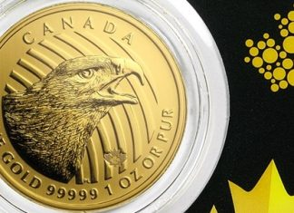 Golden Eagle Coin