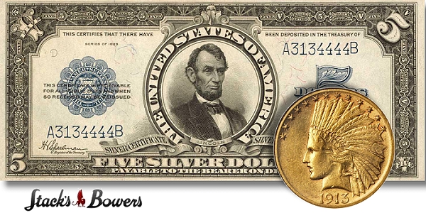 Stack's Bowers Numismatic Auction